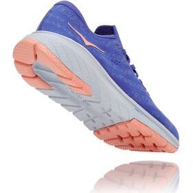 Hoka One One Cavu 3 Chaussures Femme, amparo blue/arctic ice